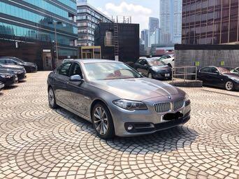2015/16 BMW 520I (1997cc)