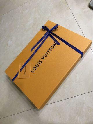 LV原廠正牌盒子