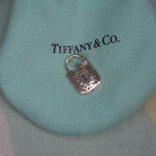 Tiffany & Co. Mini Lock Charm
