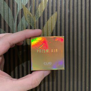 Clio glitter eye shadow brown prism air #visitsingapore