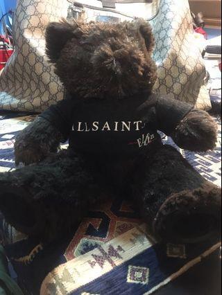 音響小熊ELLE 25th X Allsaints Bear radio