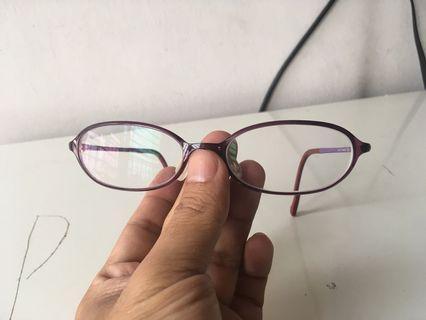 Authentic zoff Japan eyewear