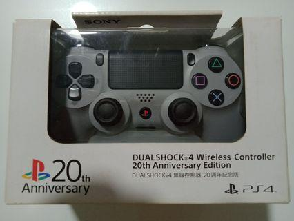 Dual Shock 4 wireless controller limited edition