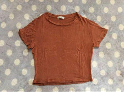 Baju croptop Cotton On size M