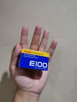 Fresh Mar 2021 Kodak Ektachrome E100