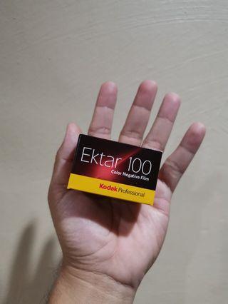Fresh Kodak Ektar 100 exp Aug 2020