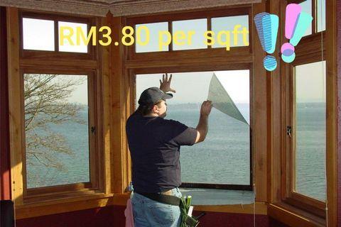 Window film Tinting film supply&install