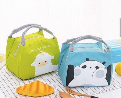 Korea Hand Lunch Bag