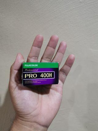 Fresh Fujifilm Pro 400H exp Nov 2020