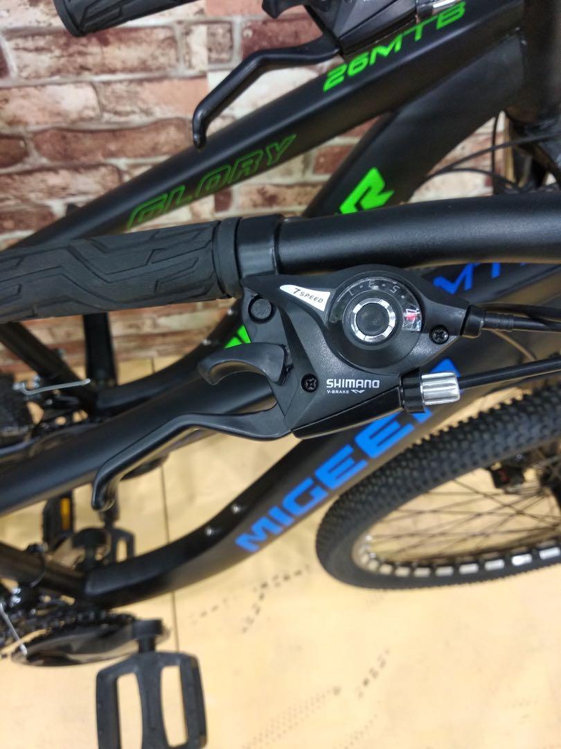 27.5 Migeer full road bike bicycle bmx mtb (Startbike)