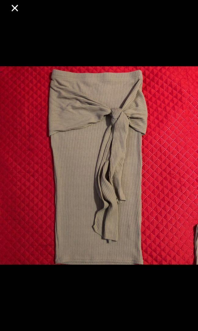 2 set top and skirt