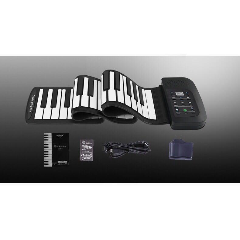 88鍵 手捲鋼琴