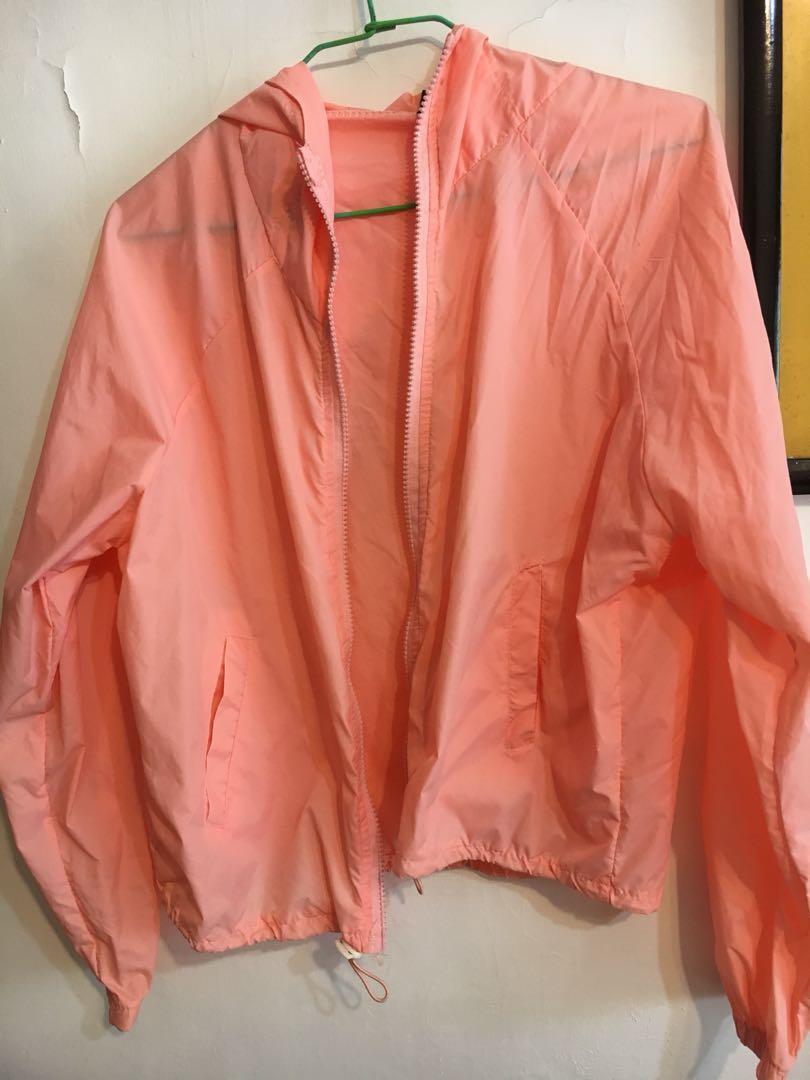 防水防曬外套