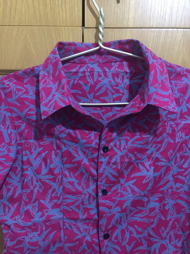 Batik made by tailor
