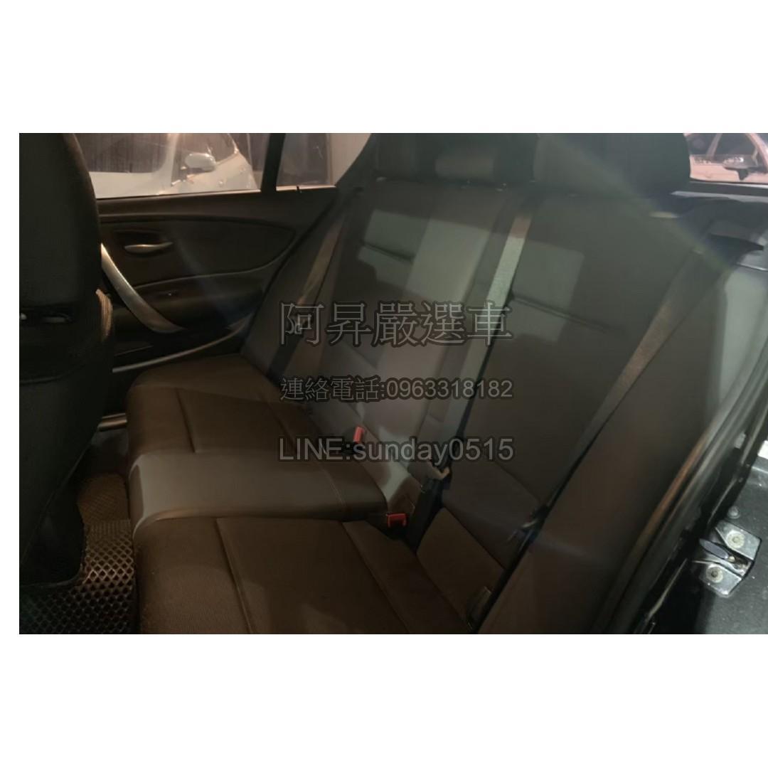BMW 120d 稀有正M版 還有IDRIVE大螢幕