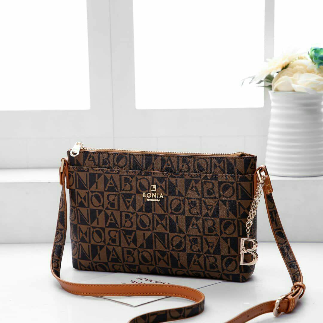 Bonia Sling Bag Luxury Bags Wallets