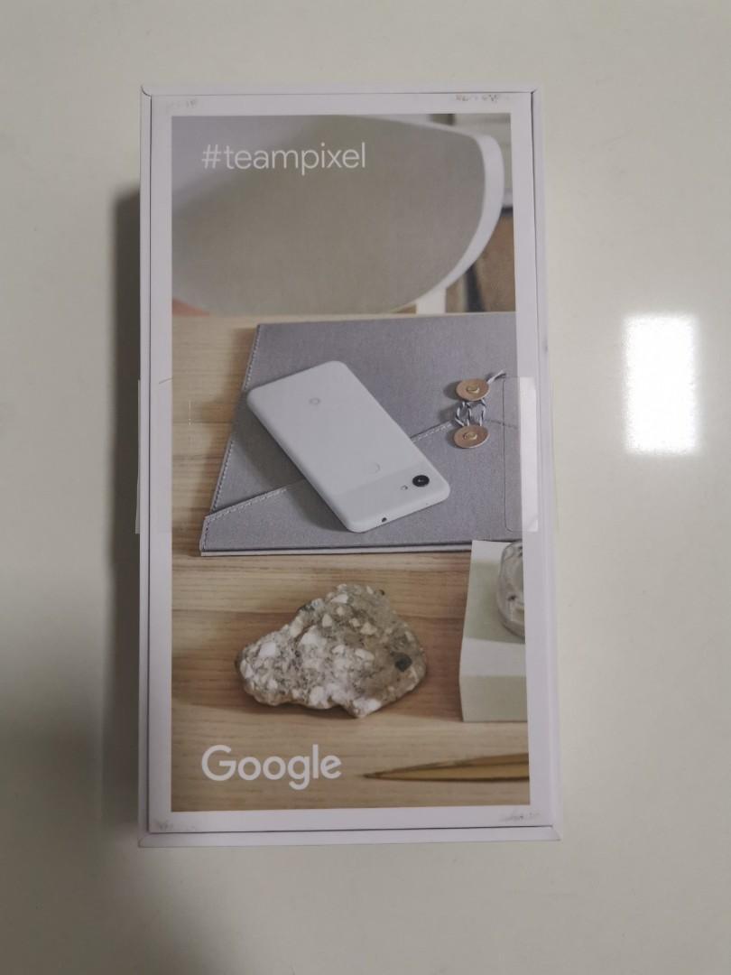 Brand new Google Pixel 3a XL (White)
