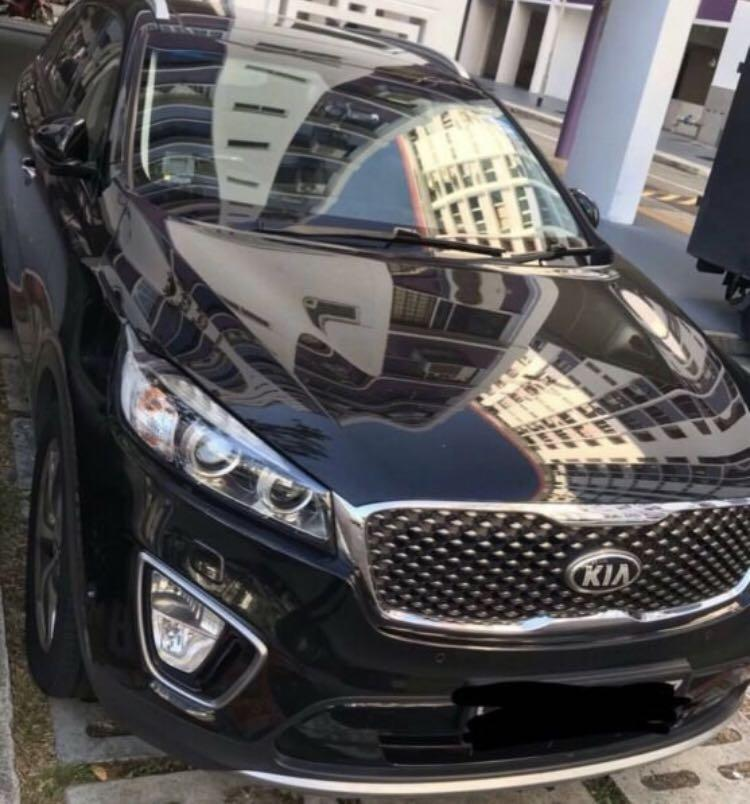 Car for rent: 2016 Kia Sorento SX 2.2 (A) diesel for Long term rental