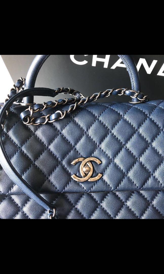 Chanel Coco Handle (Large) #MILAN02