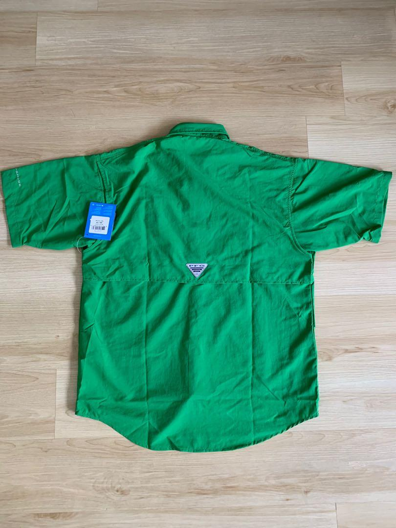 Columbia men's Bahama II short sleeve shirt