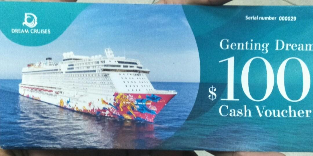 Cruise Tickets for Sales