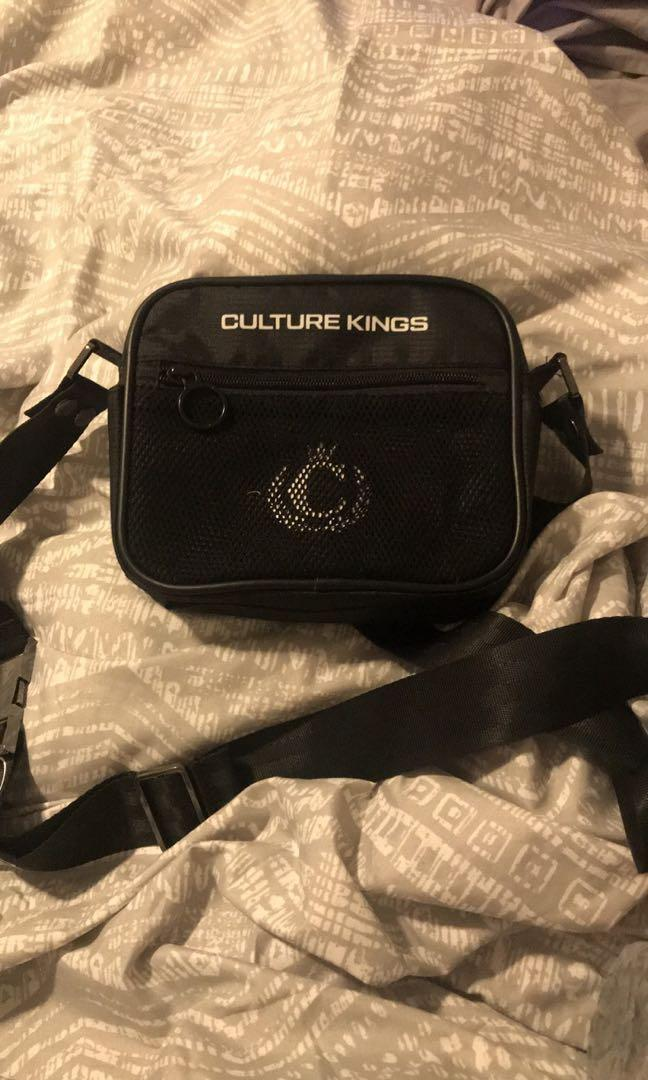 "Culture kings ""not for sale"" limited edition function bag"