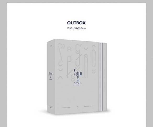 [DVD] NU'EST - 2019 NU'EST CONCERT [Segno] IN SEOUL
