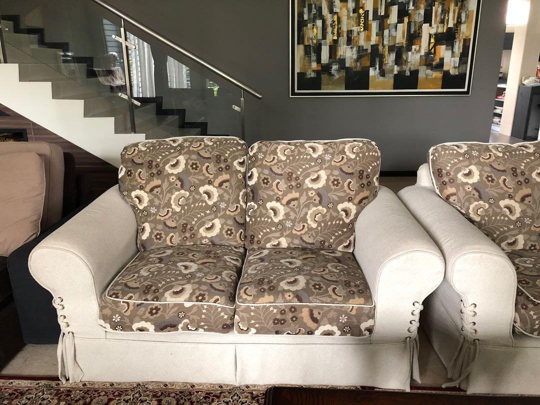 Fella Design Sofa 3+2 seater