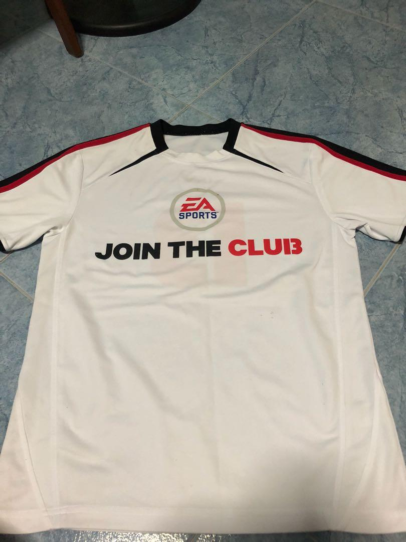 """FIFA 13 """" JOIN THE CLUB """" EA SPORTS LIMITED EDITION JERSEY (DRI-FIT)"""