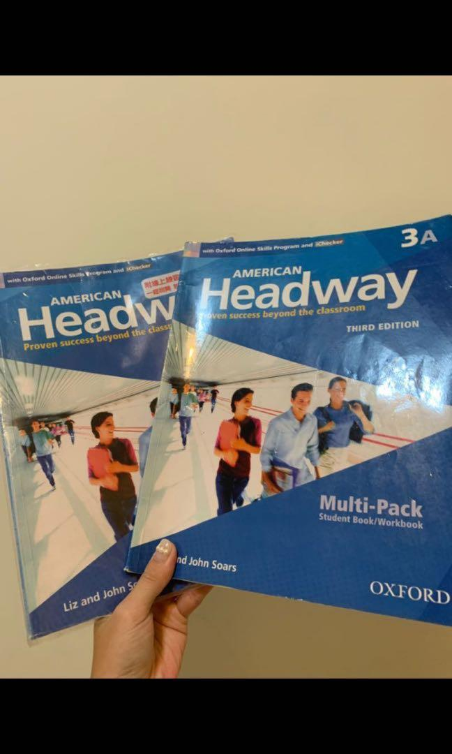 Headway 3A