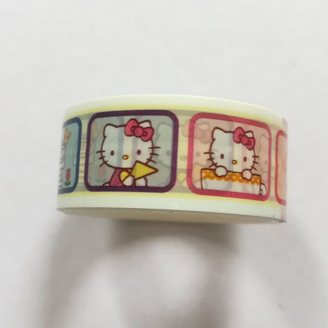 Hello Kitty - Masking Tape / Decoration Tape / Washi Tape