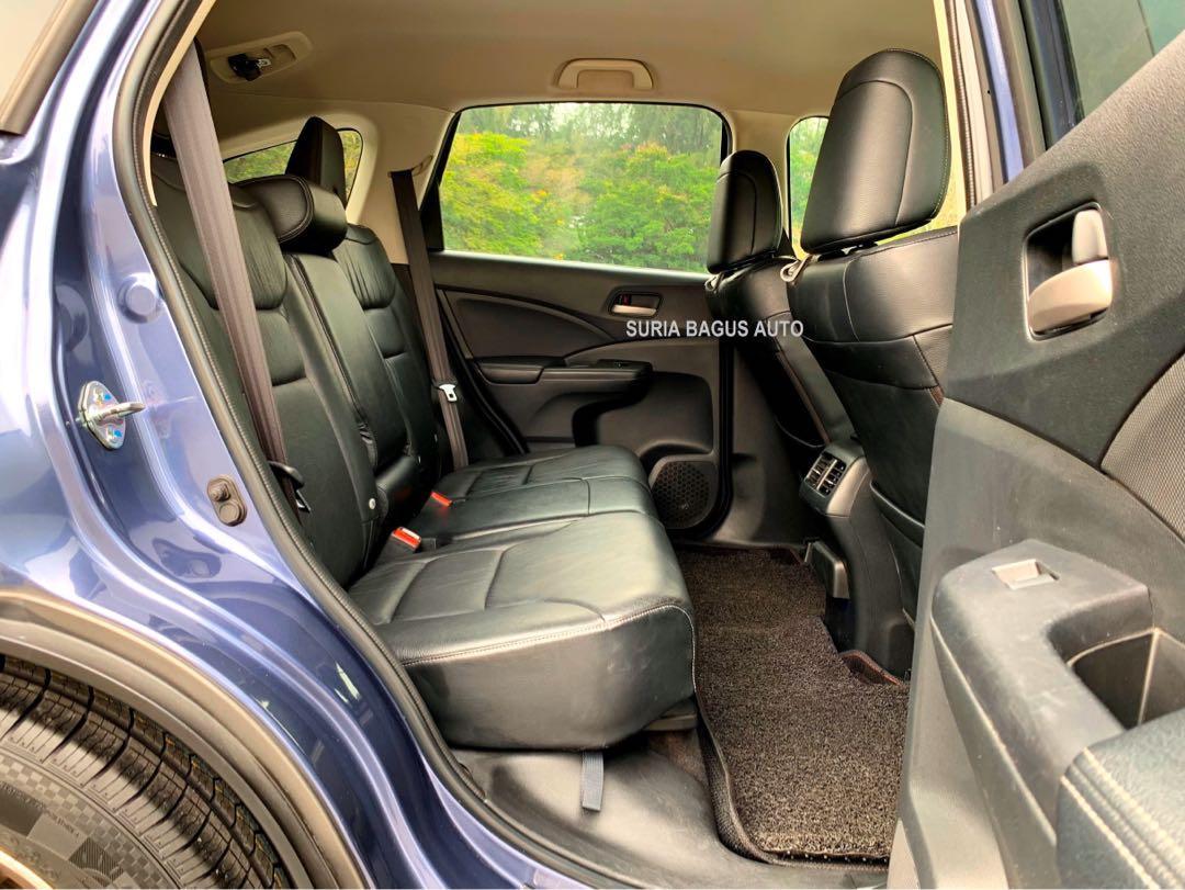 Honda CR-V 2.4 (A) Higest Full Spec - Kereta Sewa