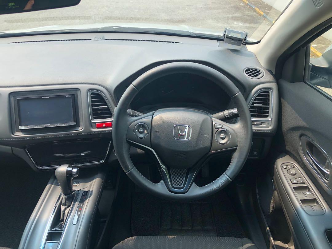Honda Vezel 1.5 X i-VTEC Sensing (A)