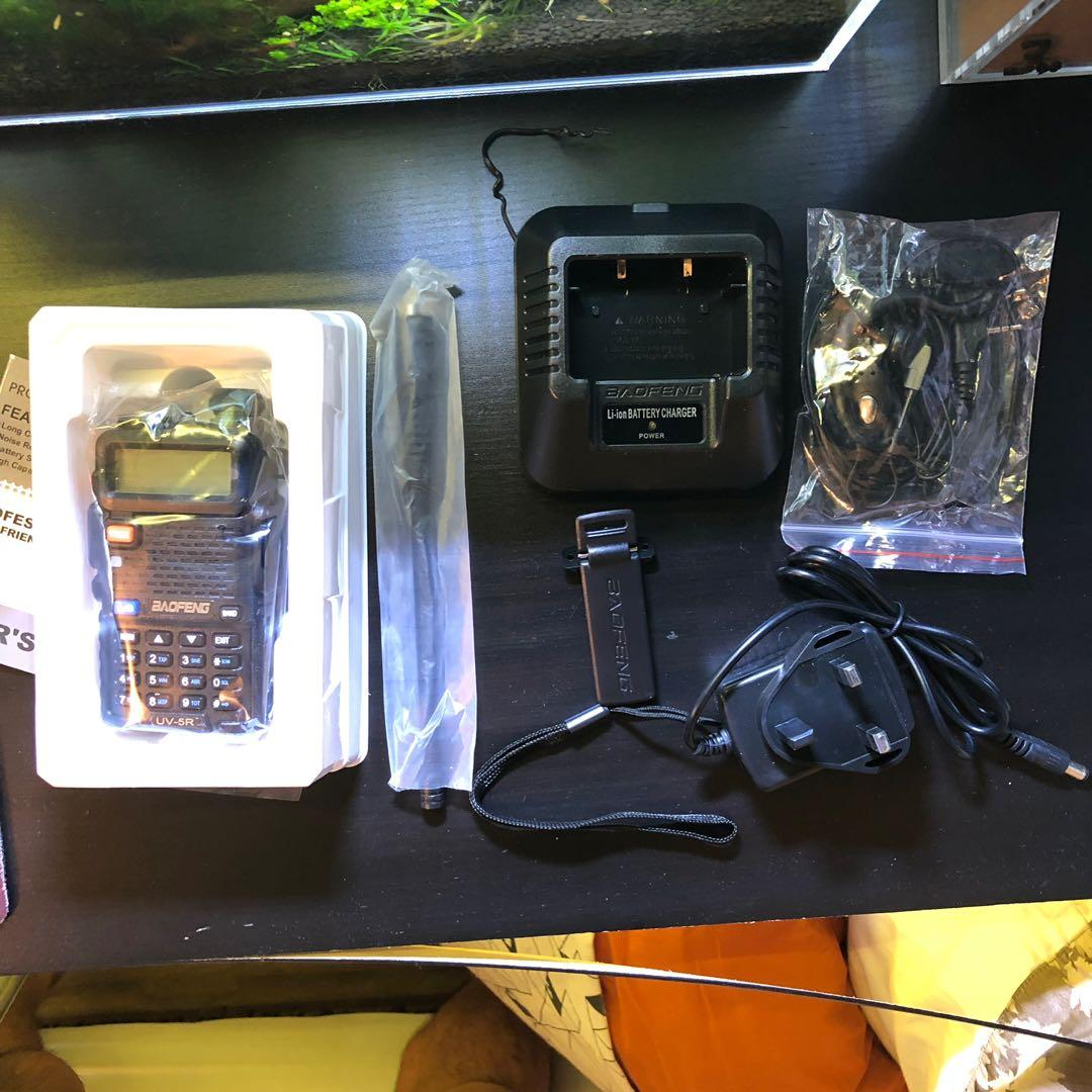 HOT SALE WALKIE TALKIES + CAR CHARGER