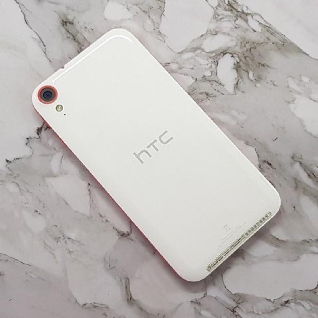 *典藏奇機*殺到底-HTC Desire 830 /5.5吋/ 1300萬畫素/32GB ROM /4G LTE 白