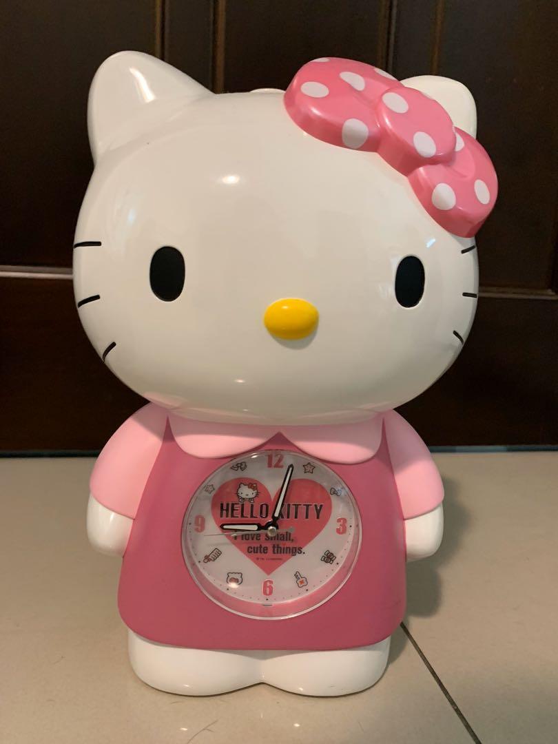 kitty時鐘