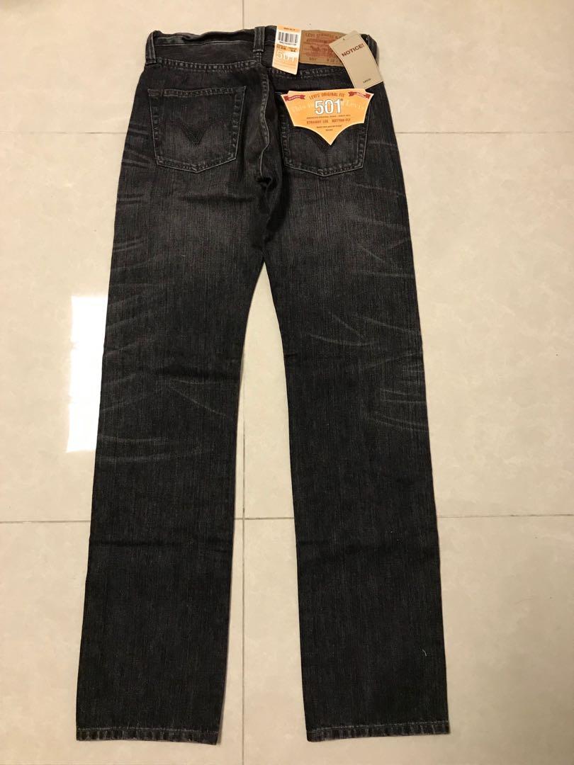 Levis501牛仔裤