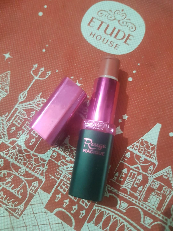 Loreal rouge magique lipstick