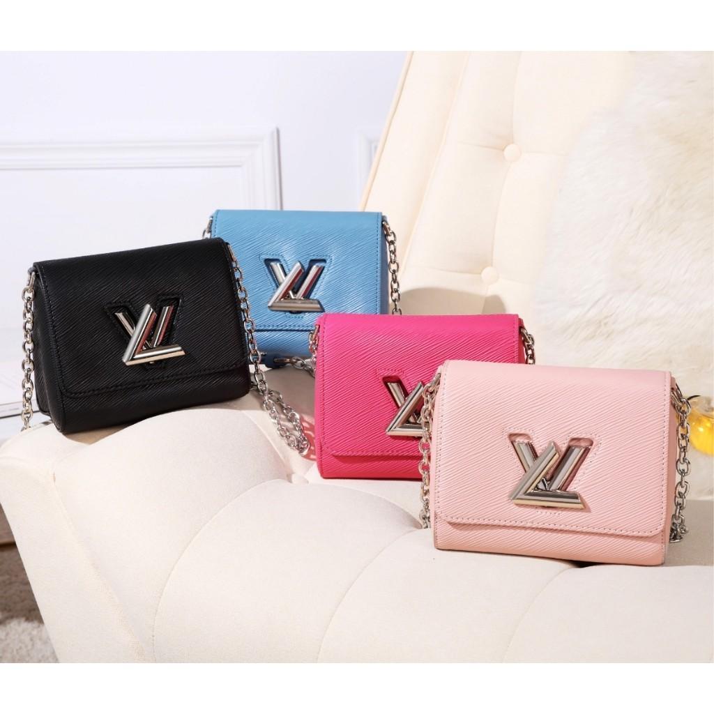 LV Twist Bag Louis Vuitton Epi Semi Premium Free Paperbag Branded