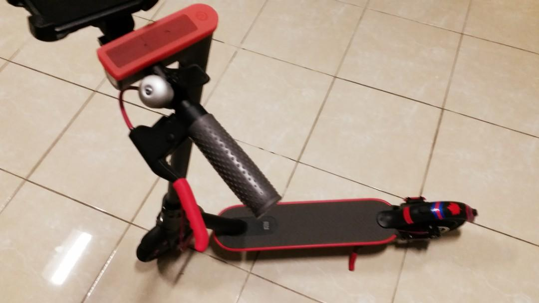 M365 electric scooter
