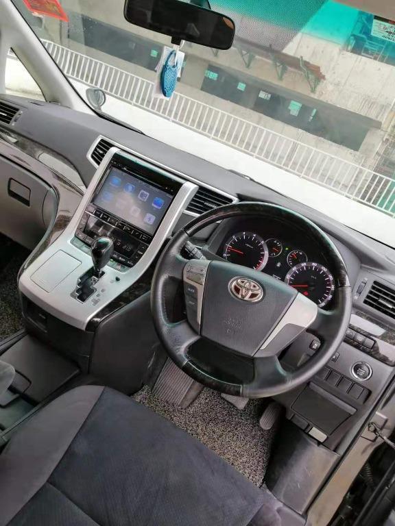 kereta Sewa Murah Alphard / Vellfire, MPV Car Rental