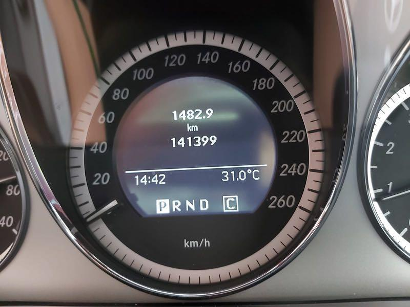 Mercedes-Benz C200 CGI BlueEfficiency (A)