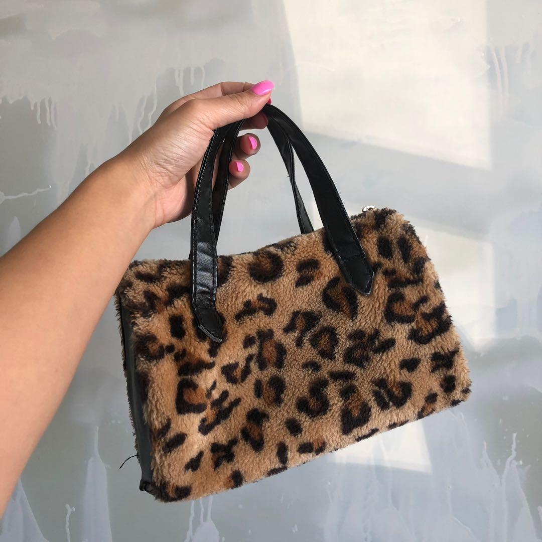 Mini Cheetah Handbag