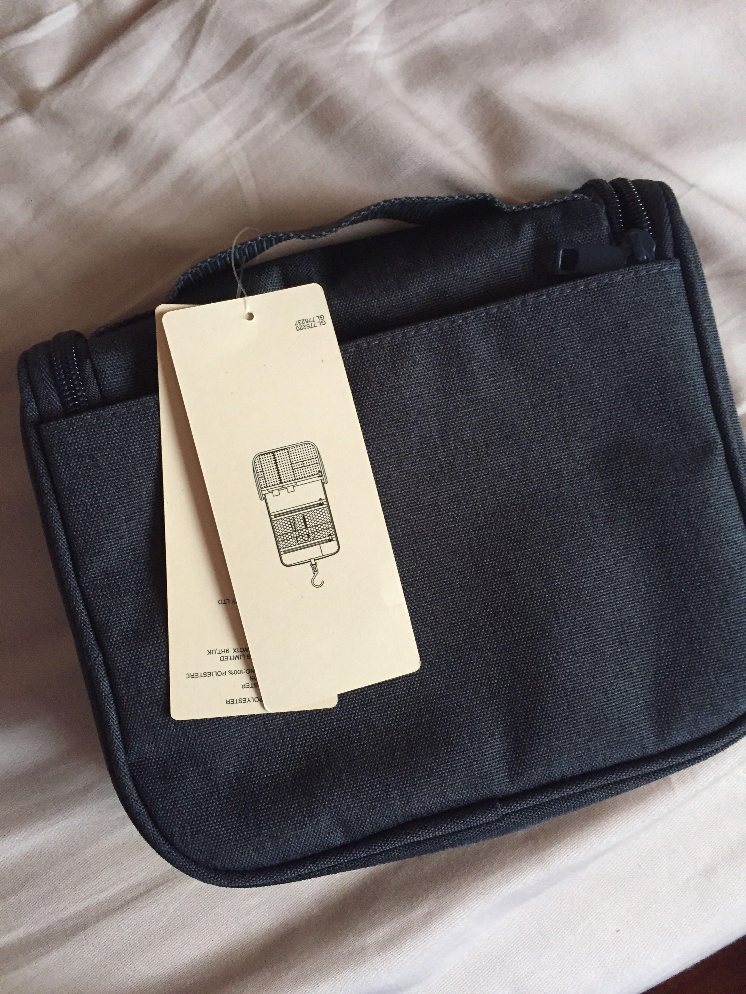 Muji Travel Storage Pouch Travel Travel Essentials Travel Accessories On Carousell