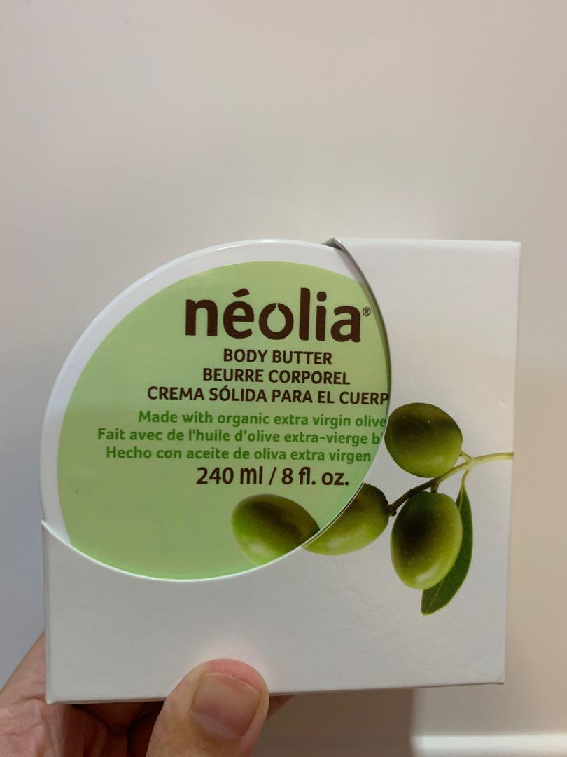 neolia身體乳液