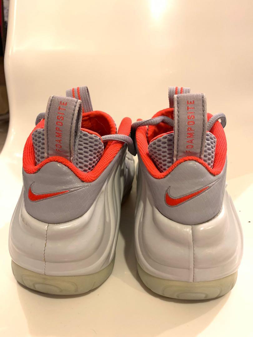 Nike Air Foamposite Pro Pure Platinum