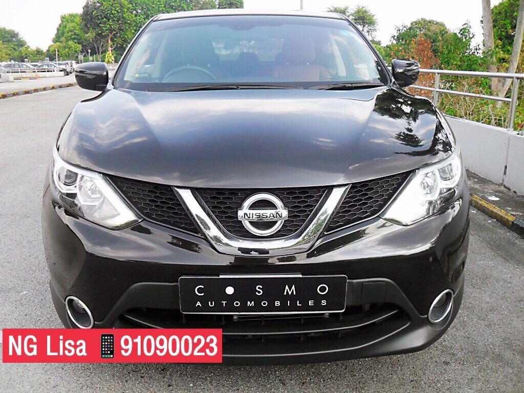 Nissan Qashqai 1.2 DIG-T CVT Auto