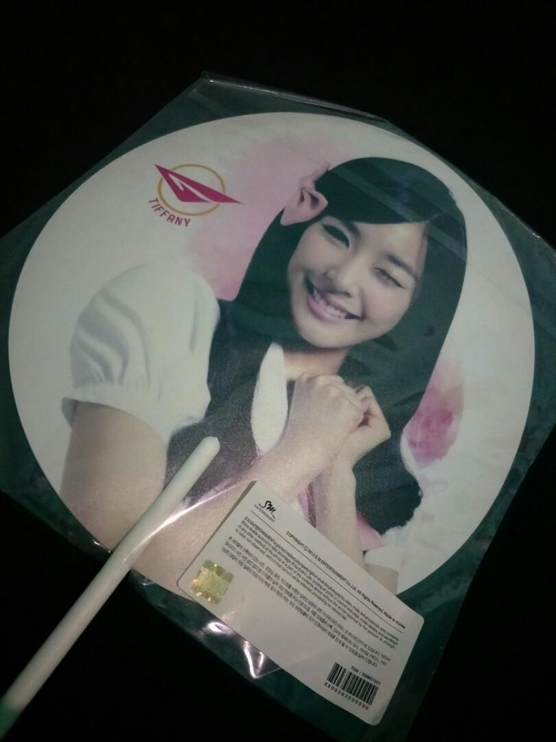 Official Girls Generation World Tour Girls and Peace - Tiffany SNSD Fan