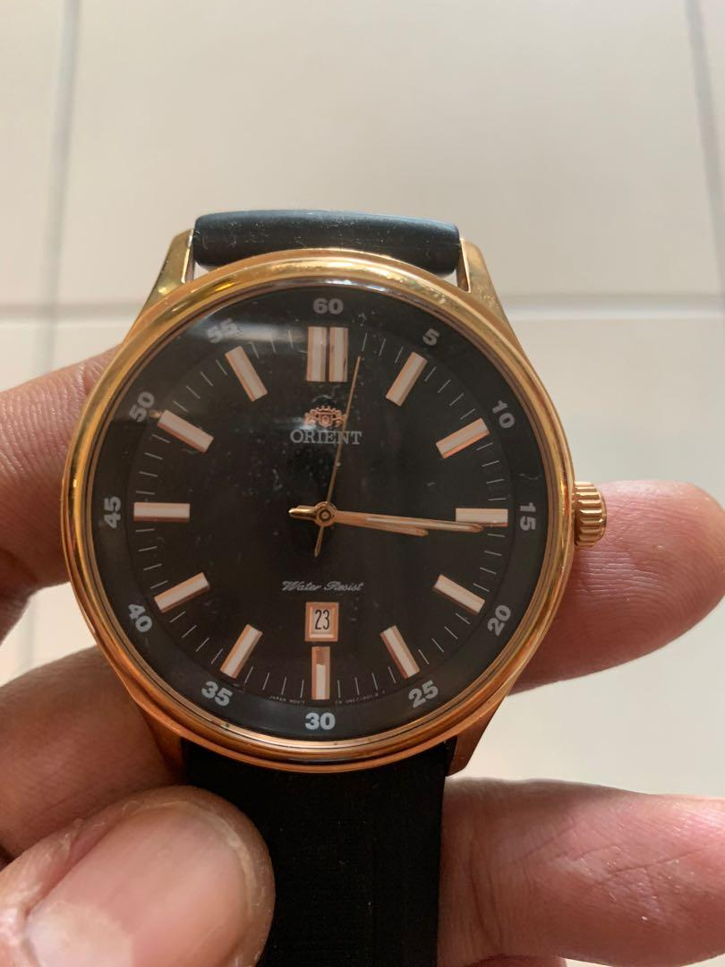 Original Orient watch  50M water resistant