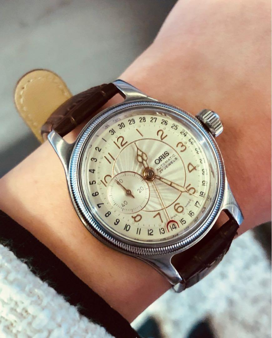 懷舊八十年代ORIS古董手錶 Vintage 1980s ORIS watch
